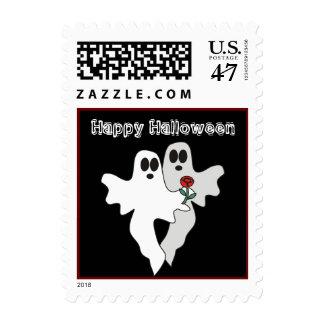 Halloween Ghosts Postage