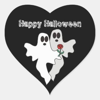 Halloween Ghosts Sticker