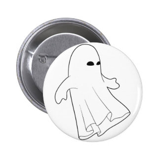"""Halloween Ghoul"" Pins"