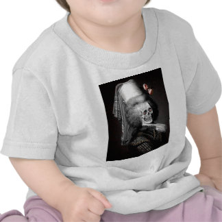 HaLLOwEEN GHoUL PoRTRAiT T Shirts