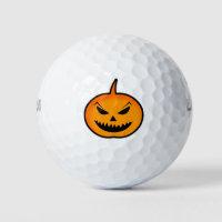 Halloween Gift Golf Balls