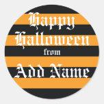 Halloween Gift Sticker