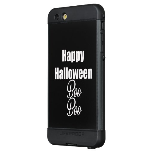 Halloween Gifts Boo Boo LifeProof NÜÜD iPhone 6s Plus Case