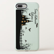 Halloween Gifts Scary House OtterBox Symmetry iPhone 8 Plus/7 Plus Case
