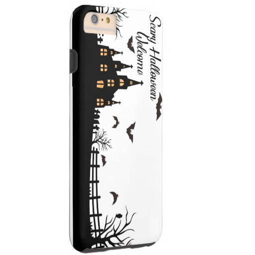 Halloween Gifts welcome Home Tough iPhone 6 Plus Case