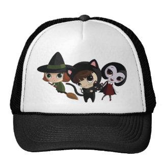 Halloween Girls Trucker Hat