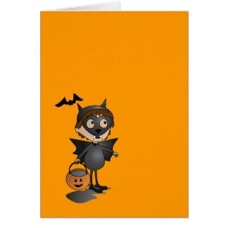 Halloween Goblins Card