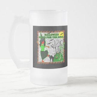 Halloween Good For The Soul Coffee Mug