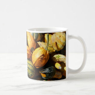 Halloween Gourds Coffee Mug