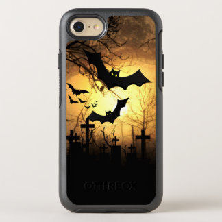 Halloween grave OtterBox symmetry iPhone 7 case