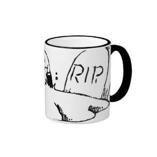 Halloween Grave Ringer Mug