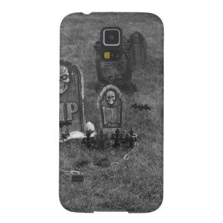 Halloween Grave Yard with Tombstones Galaxy Nexus Covers