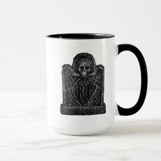 Halloween Gravestone Mug
