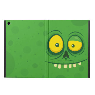 Halloween Green Monster Face Case For iPad Air