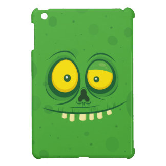Halloween Green Monster Face Case For The iPad Mini