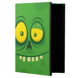 Halloween Green Monster Face Powis iPad Air 2 Case