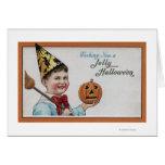 Halloween GreetingJolly Halloween Felicitaciones