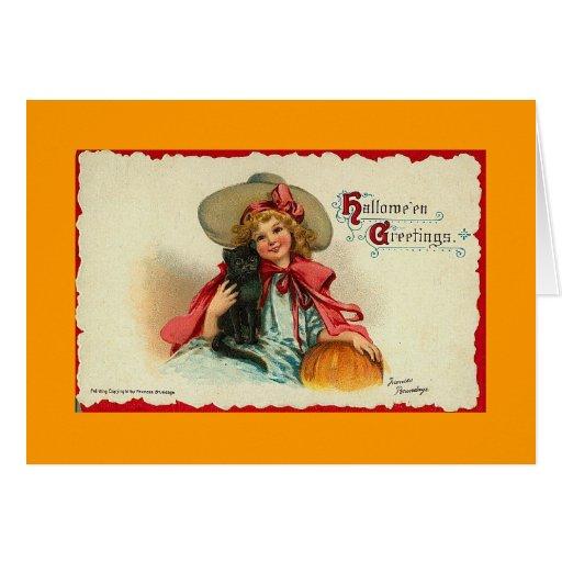 Halloween Greetings 2 Cards