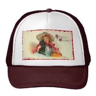 Halloween Greetings 2 Trucker Hat