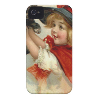 Halloween Greetings - Frances Brundage iPhone 4 Case
