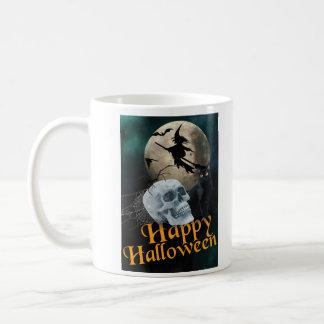 Halloween Greetings Coffee Mugs