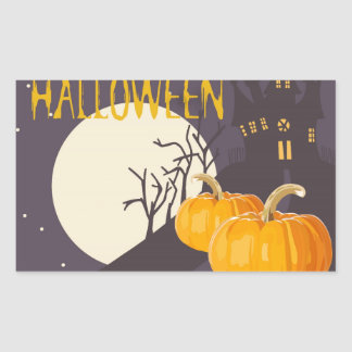 Halloween Greetings Sticker