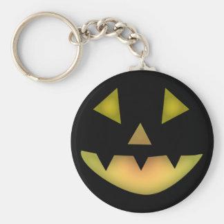 Halloween Grin Keychain