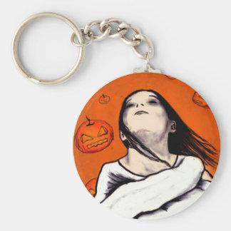 Halloween Hallucination Scene Part 2 Keychain