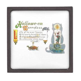 Halloween Happiness Keepsake Box