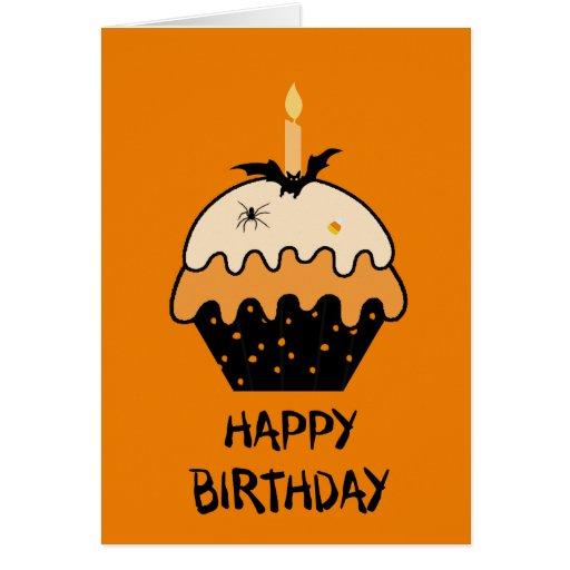 Halloween Birthday Ecards ~ Halloween birthday greetings execid