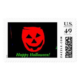 Halloween, Happy Halloween! Postage Stamps