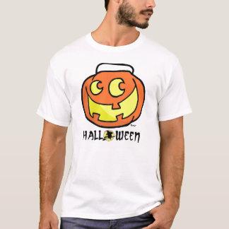 Halloween- Happy Halloween Pumpkin T-Shirt