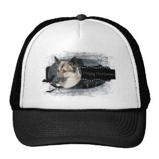 Halloween - Happy Howloween - German Shepherd Hats