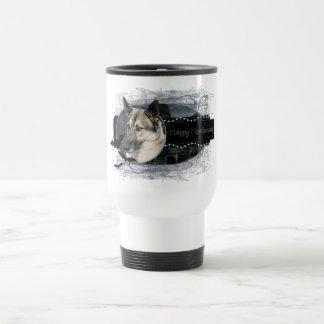 Halloween - Happy Howloween - German Shepherd Coffee Mug