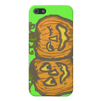 Halloween Happy Pumpkin Customizable Products iPhone 5 Cases