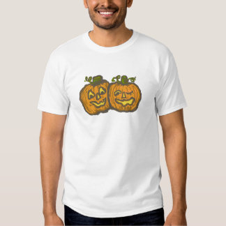 Halloween Happy Pumpkin Customizable Products Shirts