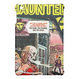 Halloween Haunted Comic Book iPad Mini Covers