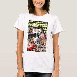Halloween Haunted Comic Book T-Shirt