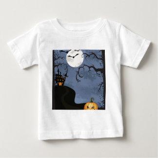 Halloween Haunted House Baby T-Shirt