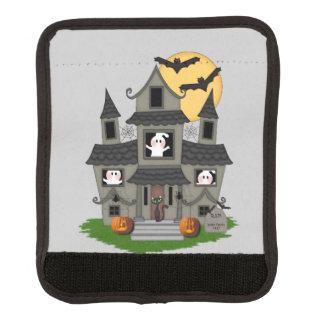 Halloween Haunted House Handle Wrap