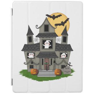 Halloween Haunted House iPad Cover