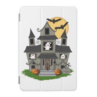 Halloween Haunted House iPad Mini Cover