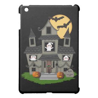 Halloween Haunted House iPad Mini Covers