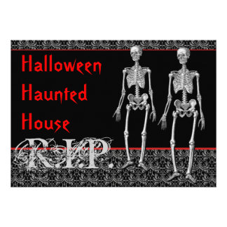 Halloween Haunted House Rise From The Dead Announcements