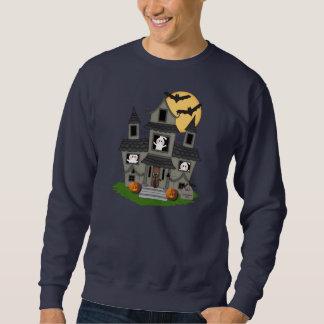 Halloween Haunted House Sweatshirt
