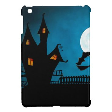 Halloween Themed Halloween Helloween Witch's House The Witch iPad Mini Covers