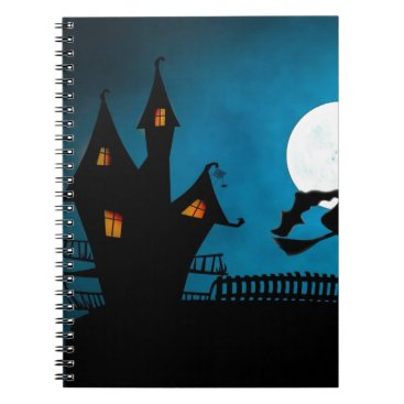 Halloween Themed Halloween Helloween Witch's House The Witch Notebook