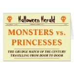 Halloween Herald - no. 002 Felicitación