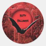 Halloween holidays custom stickers