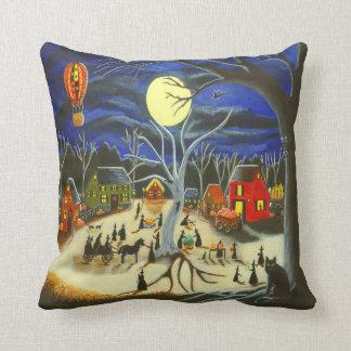 Halloween Home Decor Pillow